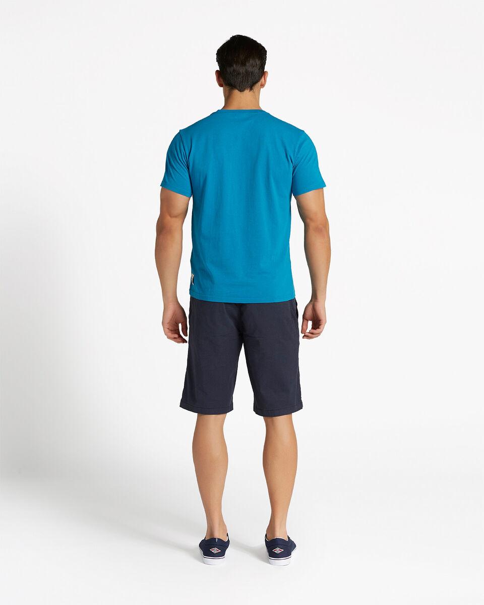 T-Shirt BEAR CLASSIC LOGO M S4065021|0824|L scatto 2
