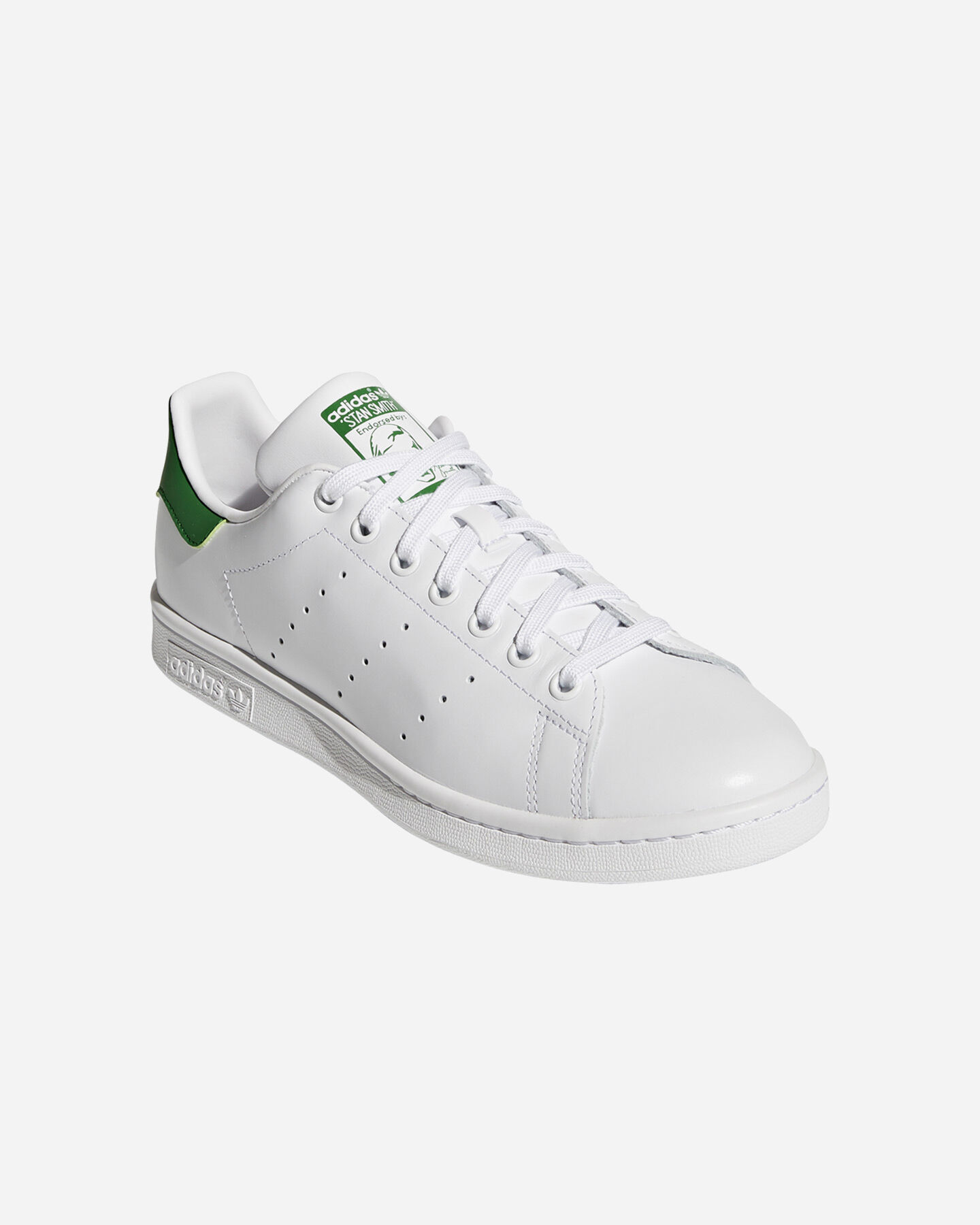 Scarpe sneakers ADIDAS STAN SMITH M S1290568 scatto 1