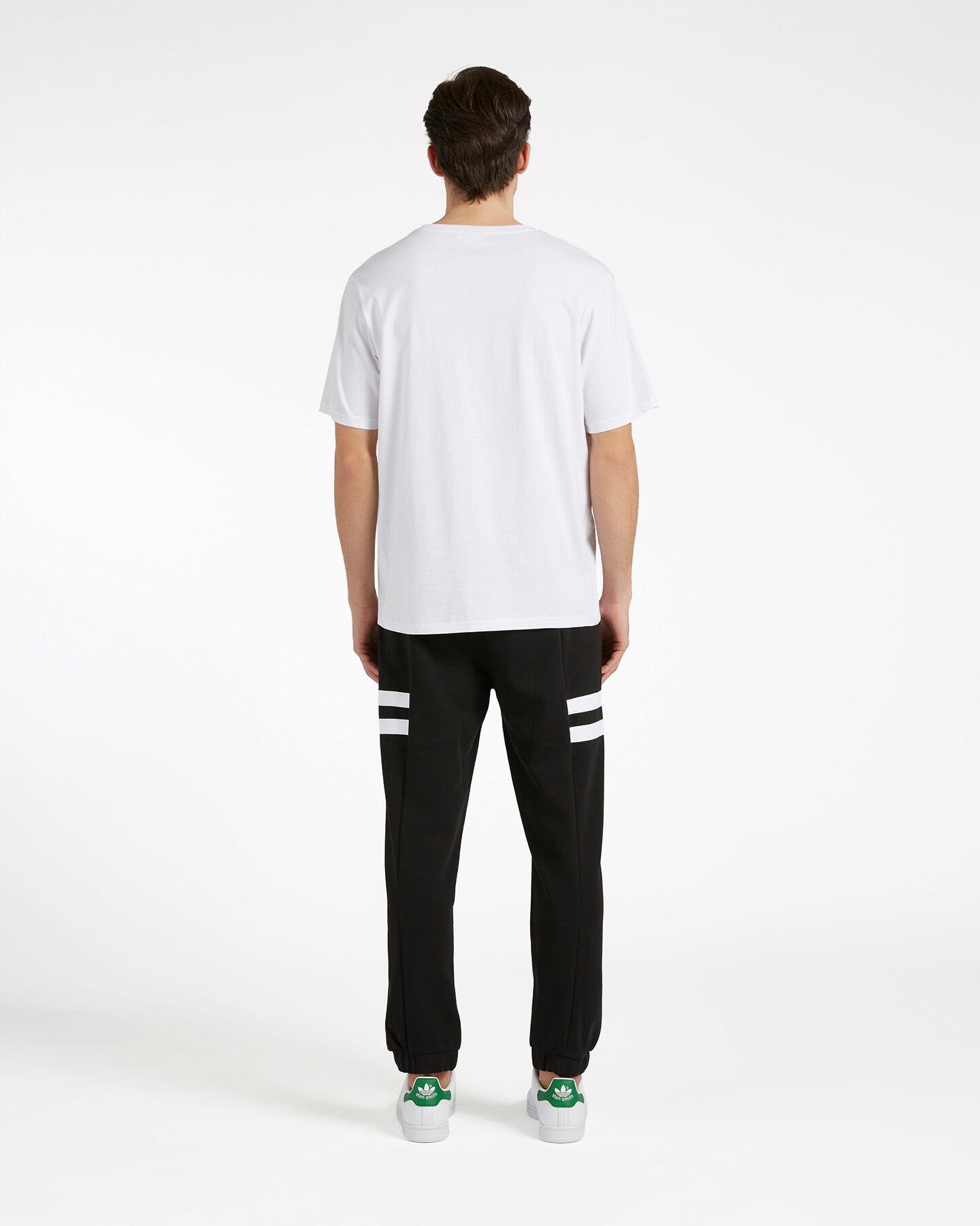T-Shirt ELLESSE LOGO CENTRAL M S4088417 scatto 2