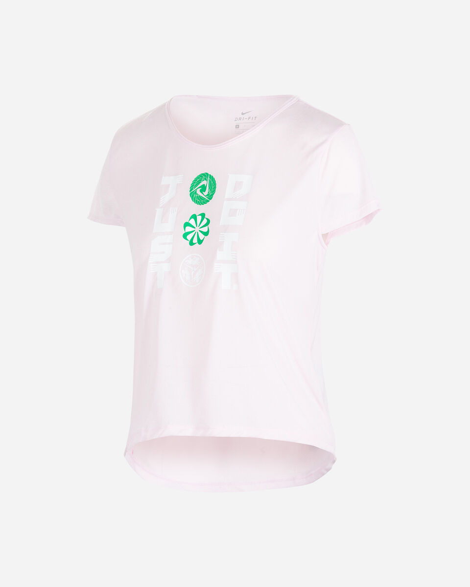 T-Shirt running NIKE ICONCLASH W S5225292 scatto 0