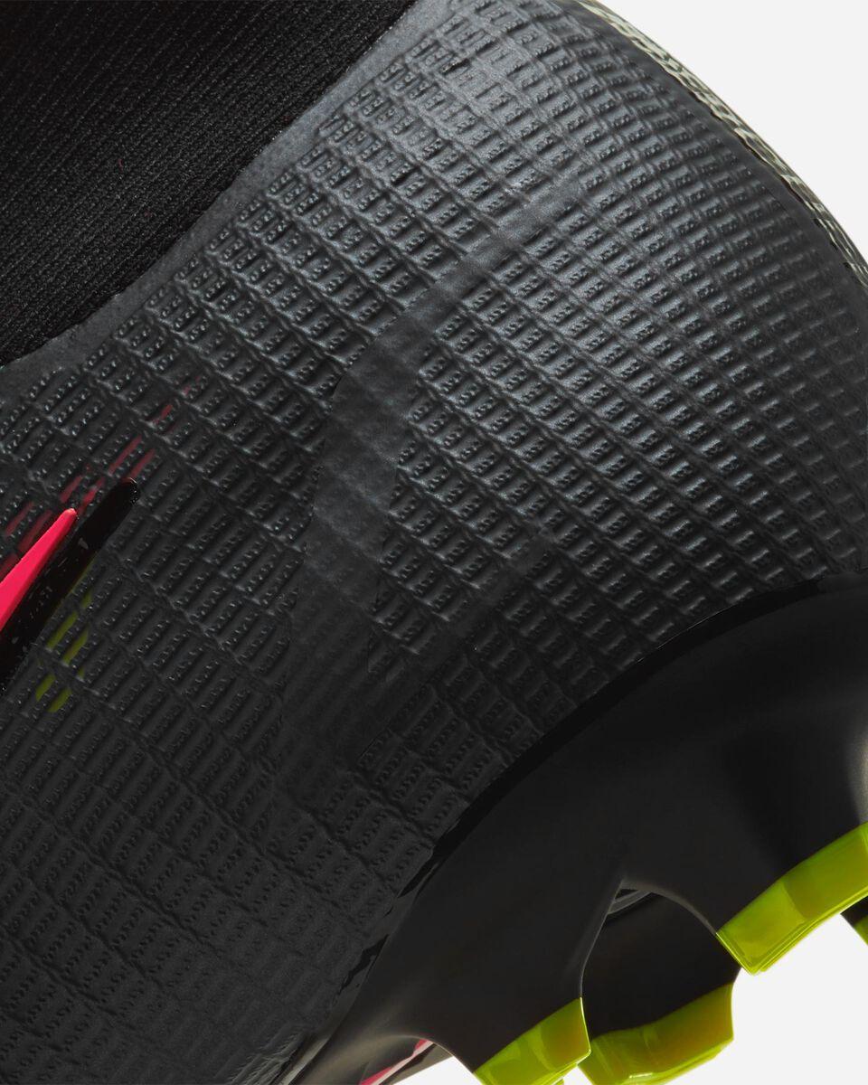 Scarpe calcio NIKE MERCURIAL SUPERFLY 8 PRO FG JR S5268329 scatto 5