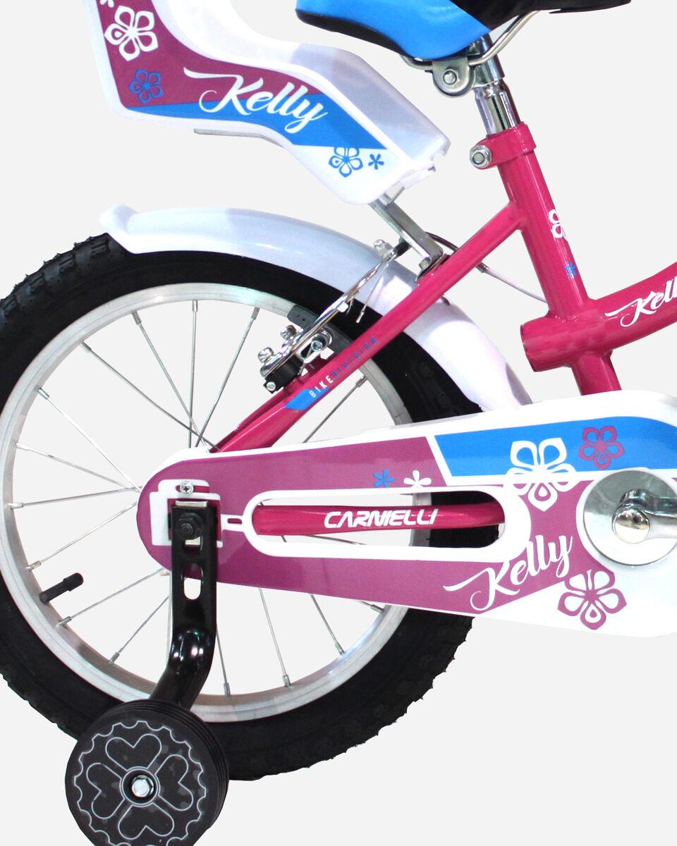 Bici junior CARNIELLI BIKE 16'' KELLY JR S4072315|1|UNI scatto 1