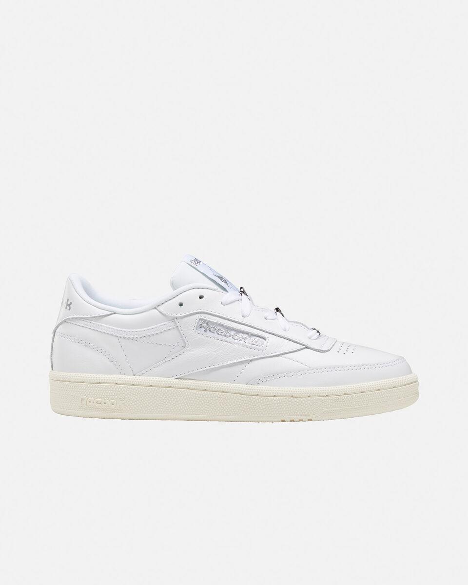 Scarpe sneakers REEBOK CLUB C 85 W S5144237 scatto 0