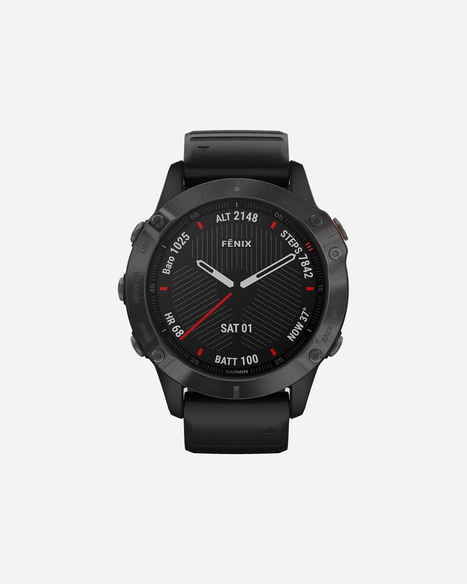 Orologio multifunzione GARMIN FENIX 6 SAPPHIRE S4076556|11|UNI scatto 0