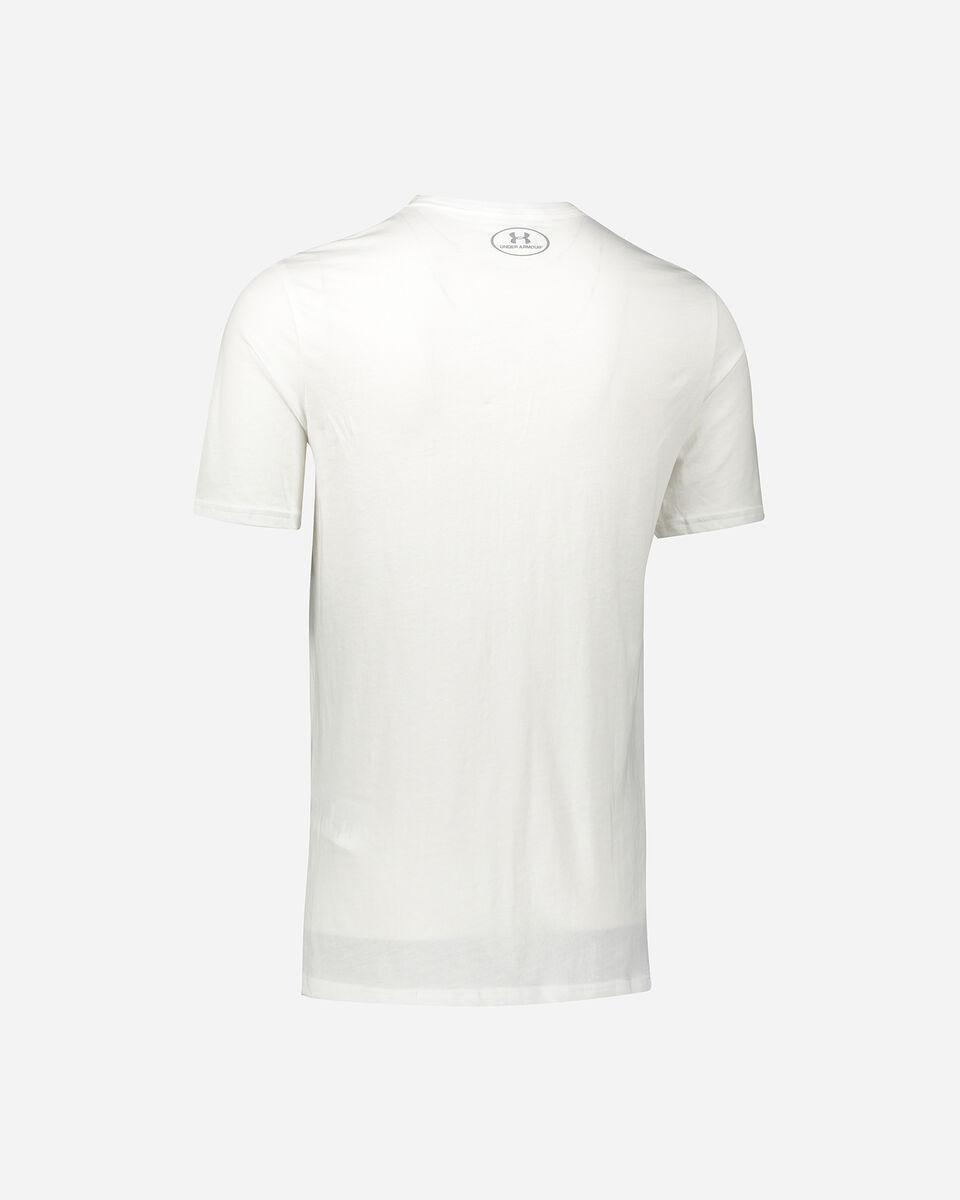 T-Shirt training UNDER ARMOUR TEAM ISSUE WORDMARK M S5035467 scatto 1