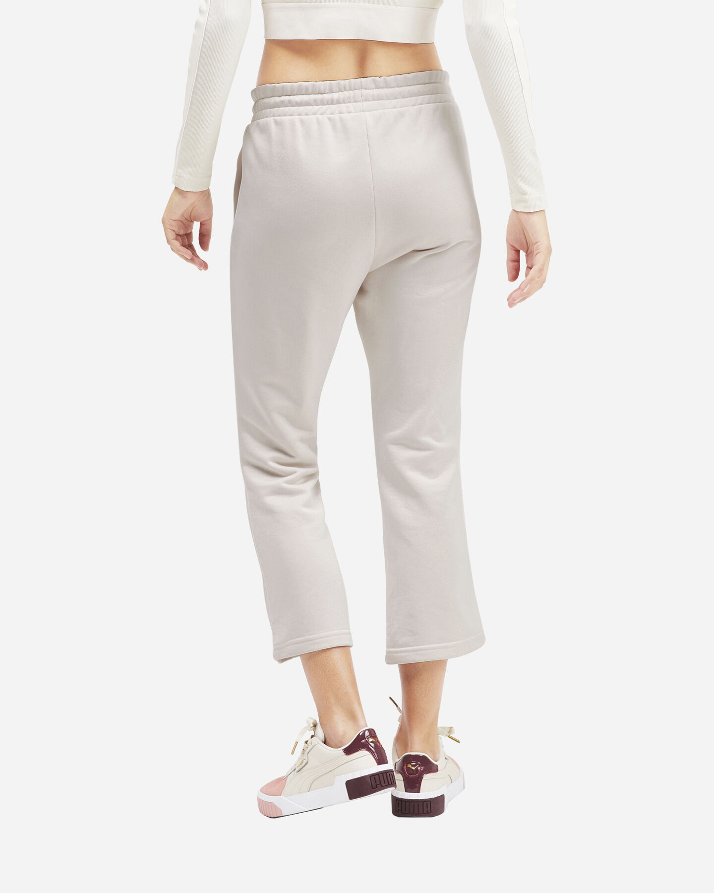 Pantalone PUMA CALI W S5096039 scatto 3