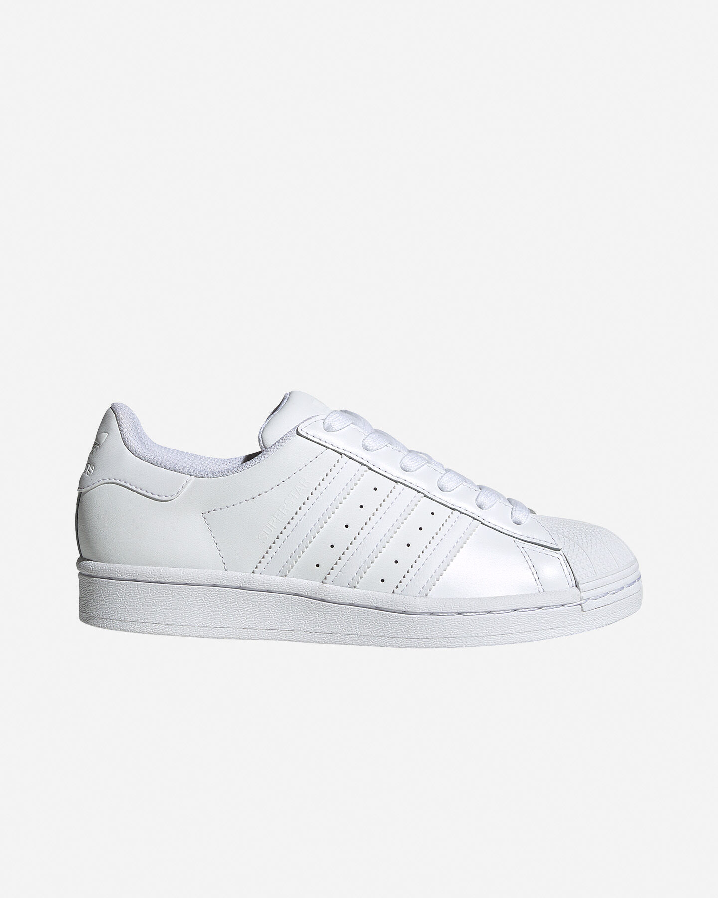 Scarpe sneakers ADIDAS SUPERSTAR GS JR S5151488 scatto 0