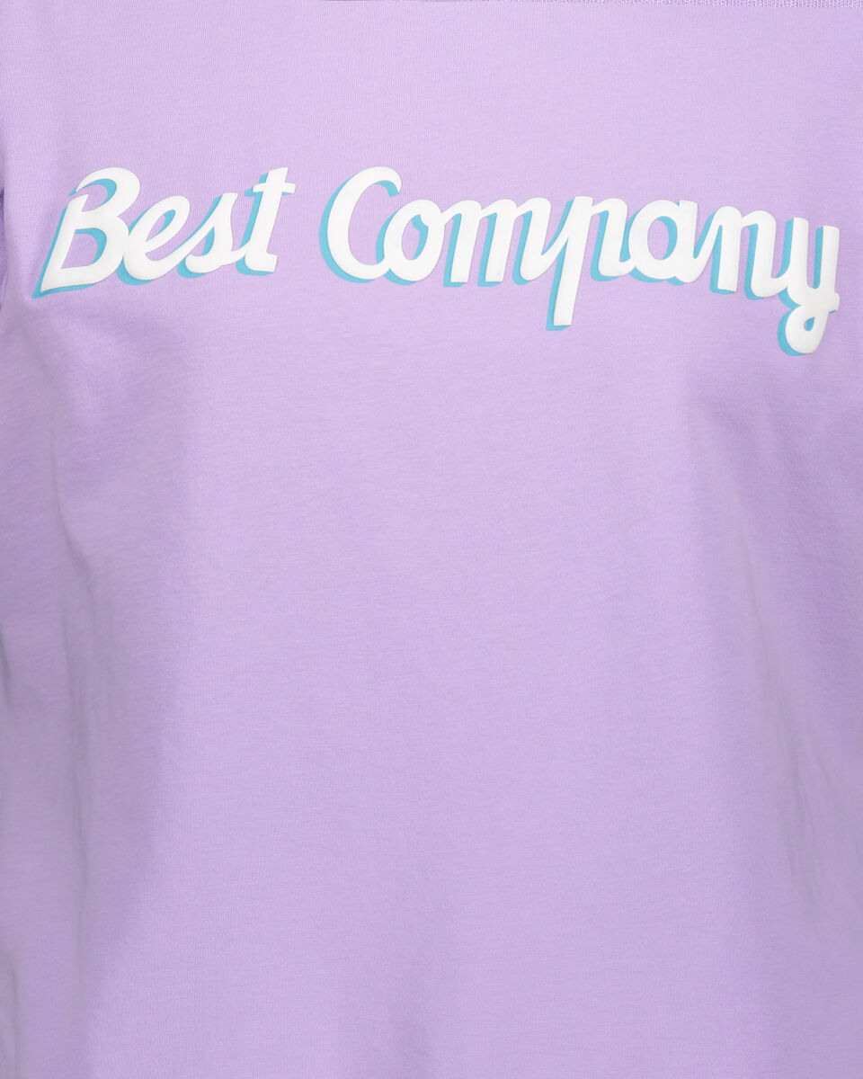 T-Shirt BEST COMPANY LOGO W S4085712 scatto 2