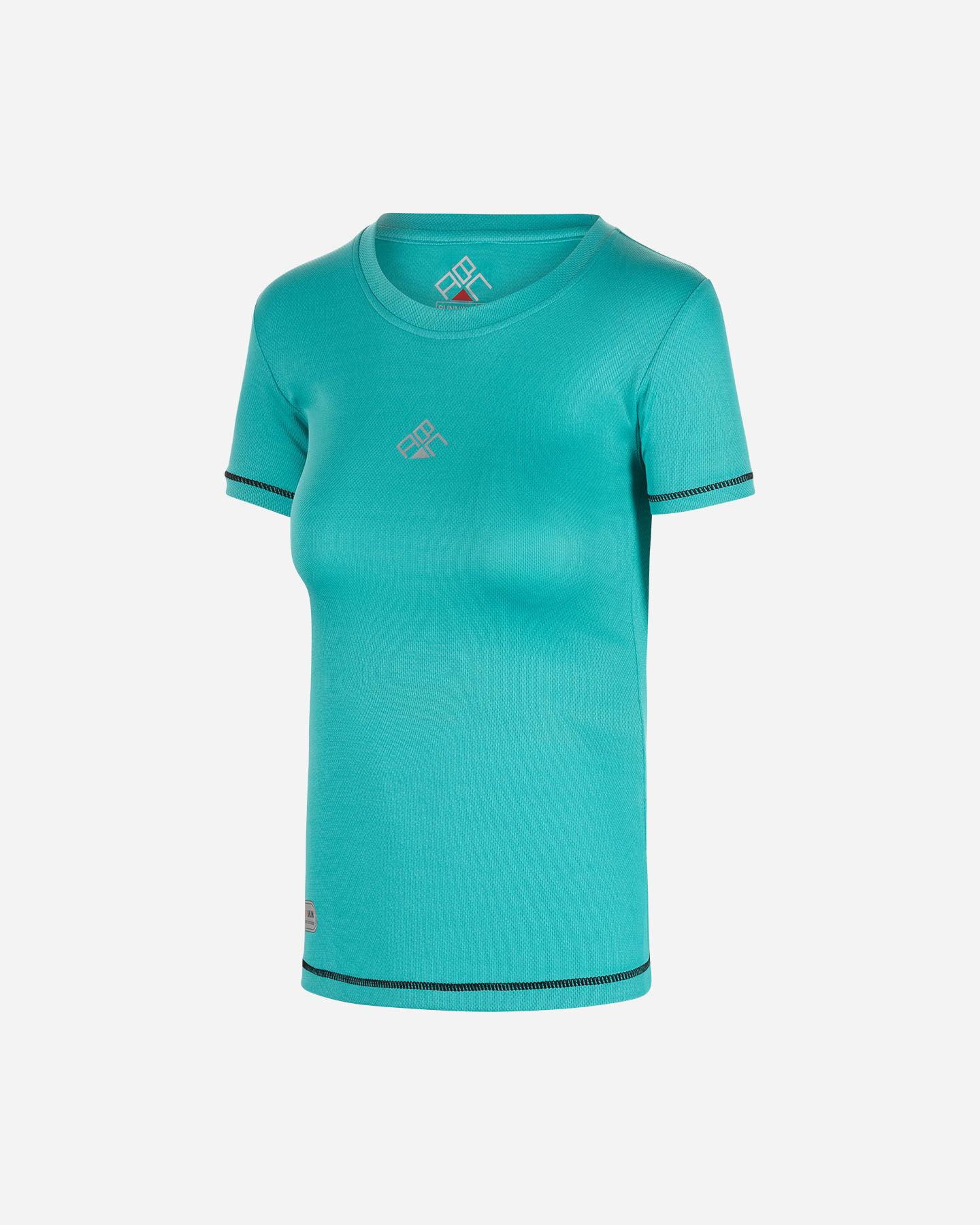 T-Shirt running ABC RUN LOGO W S4068611 scatto 0