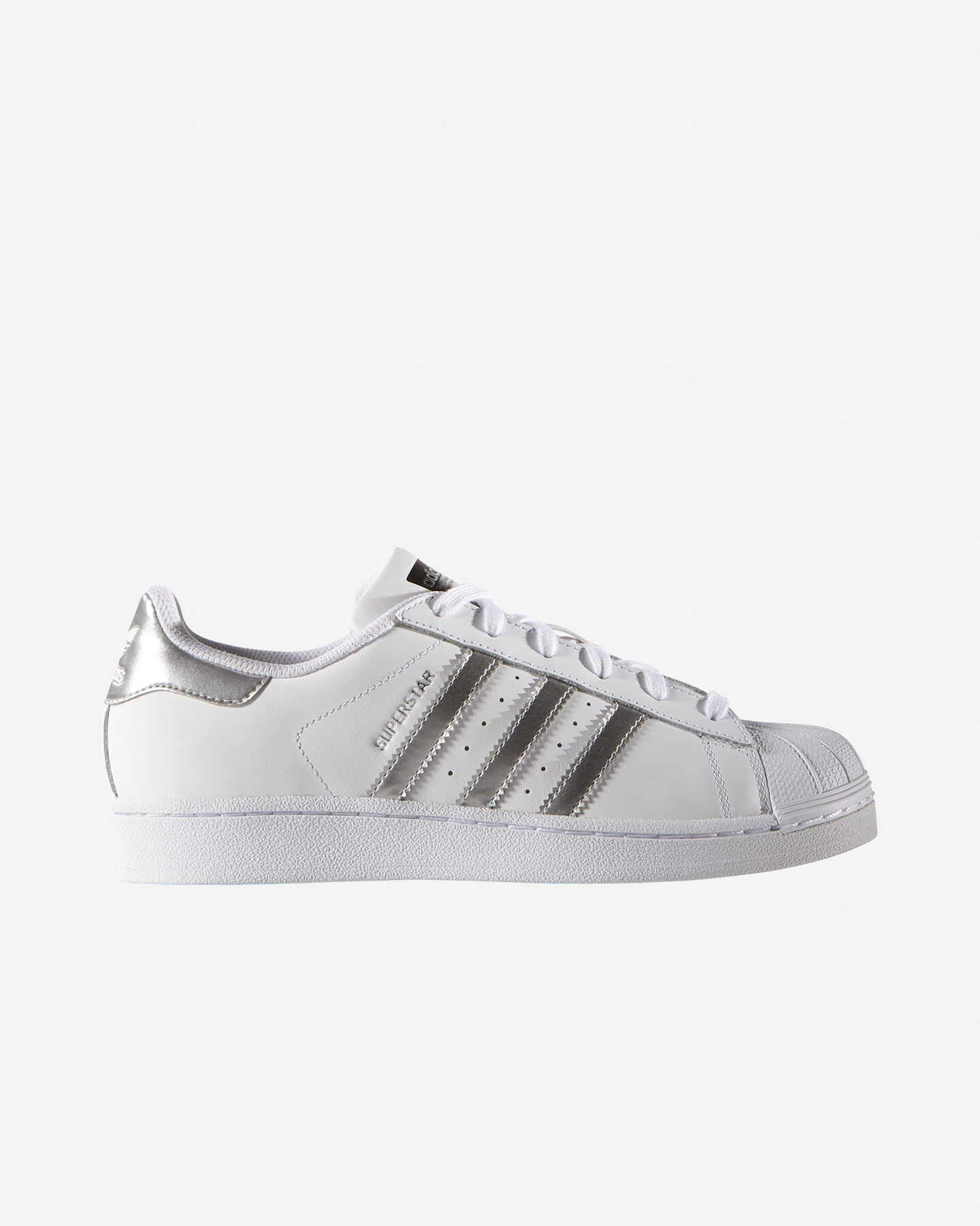 adidas superstar junior bianche