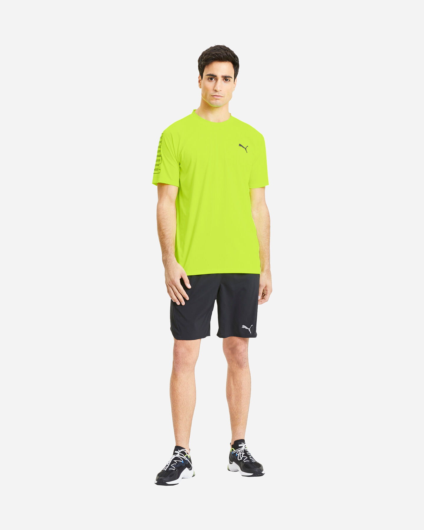 T-Shirt training PUMA LQCELL H POWER THERMO M S5172765 scatto 4