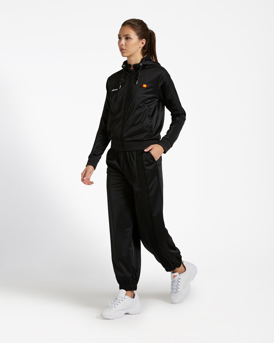 Felpa ELLESSE TRIACETATO W S4081254 scatto 3