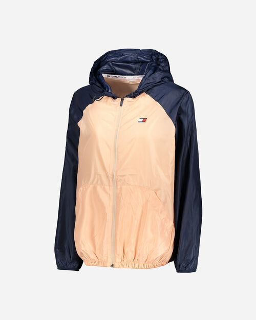 Felpa TOMMY HILFIGER WINDBREAKER RETRO W
