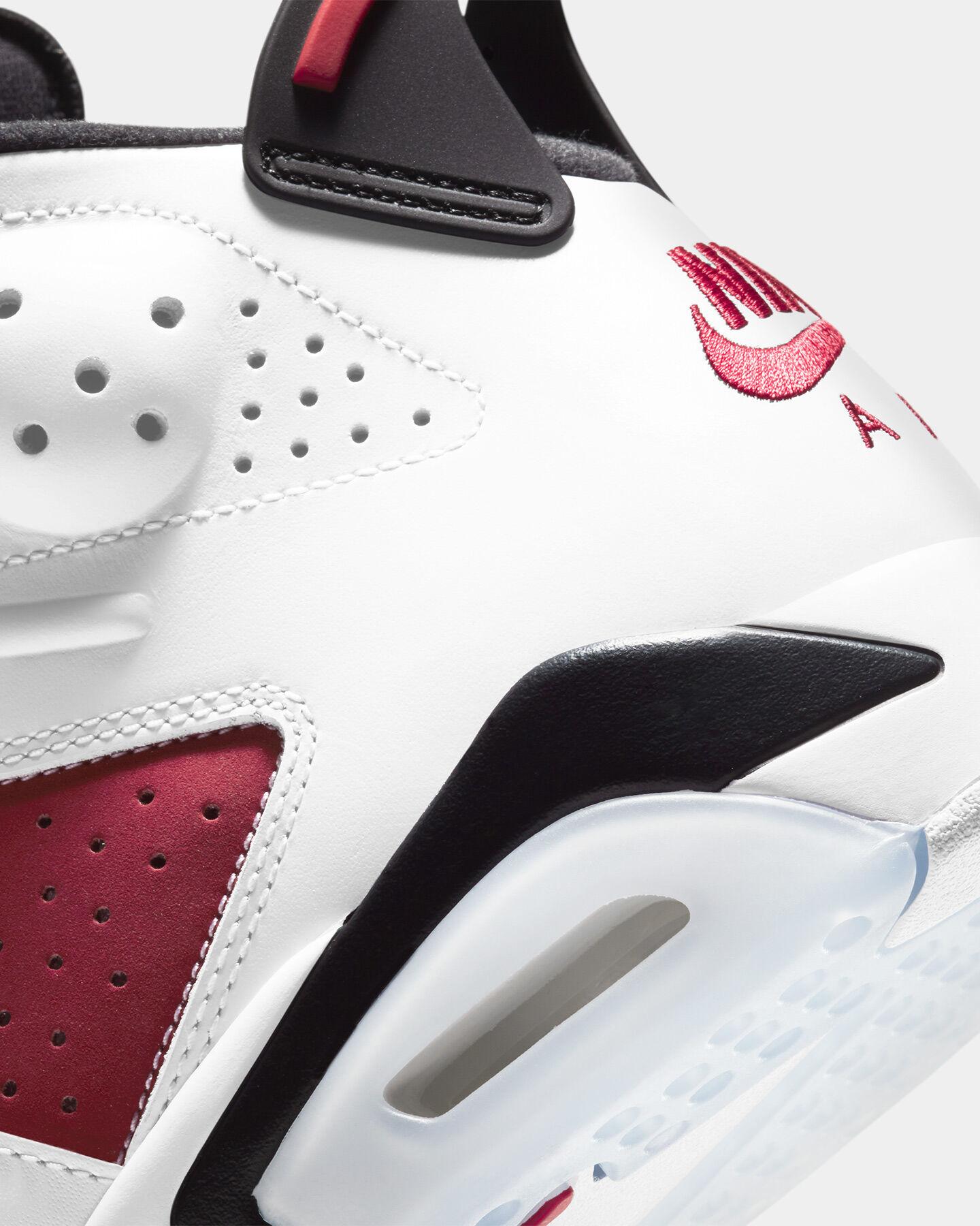 Scarpe sneakers NIKE AIR JORDAN 6 RETRO M S5284926 scatto 5