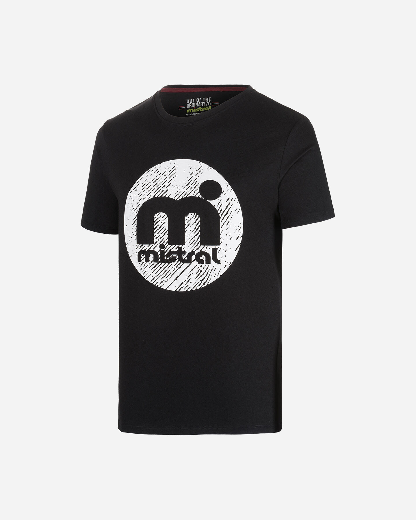T-Shirt MISTRAL LOGO M S4067428 scatto 0