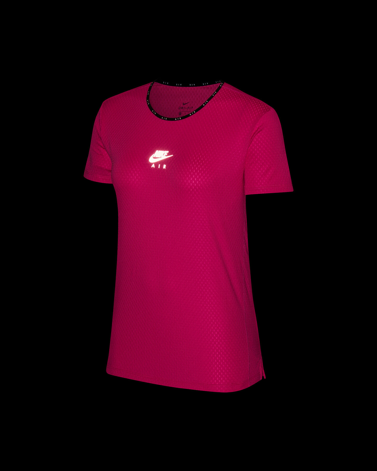 T-Shirt running NIKE AIR TOP W S5164941 scatto 5