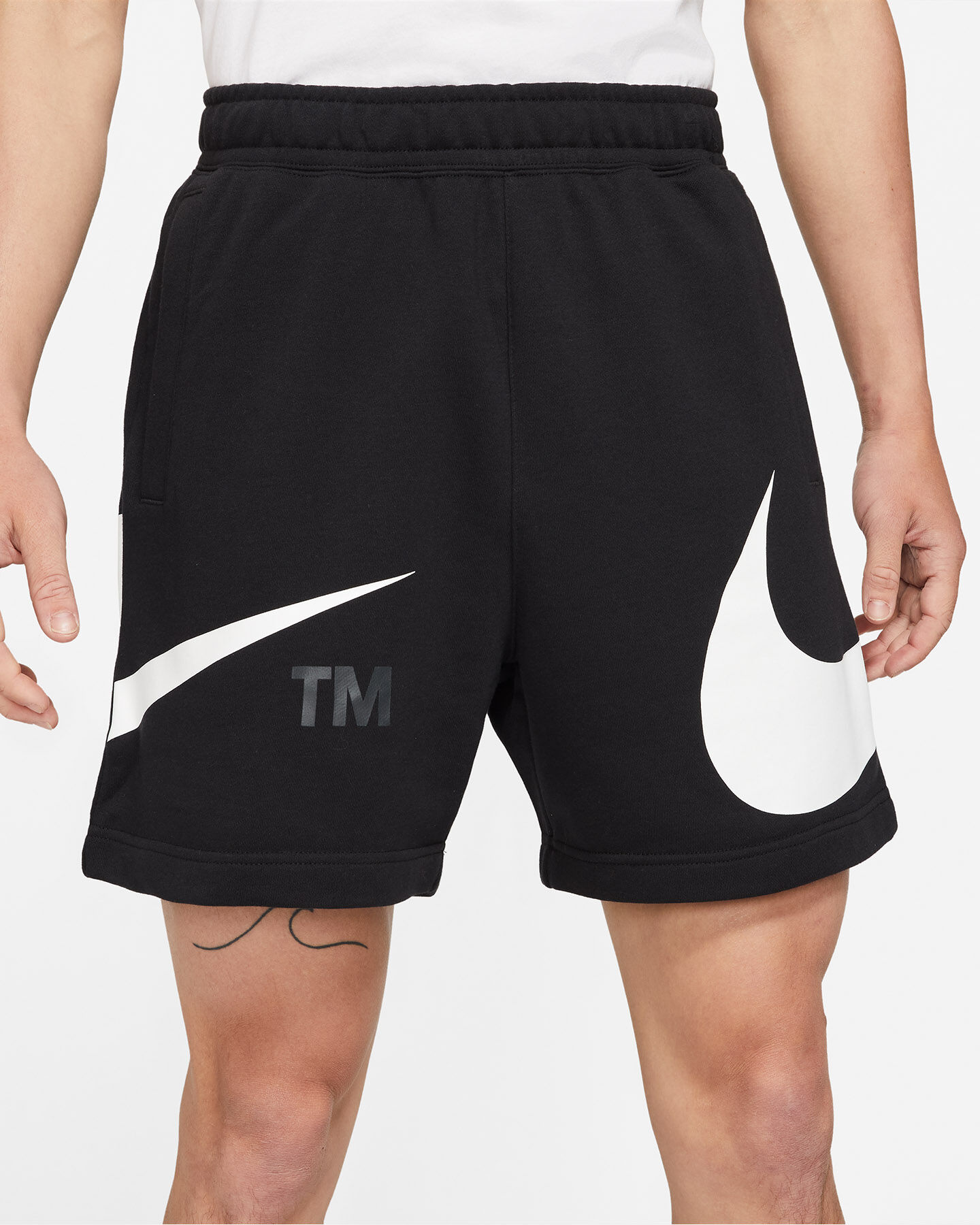Pantaloncini NIKE BIG SWOOSH M S5320143 scatto 1