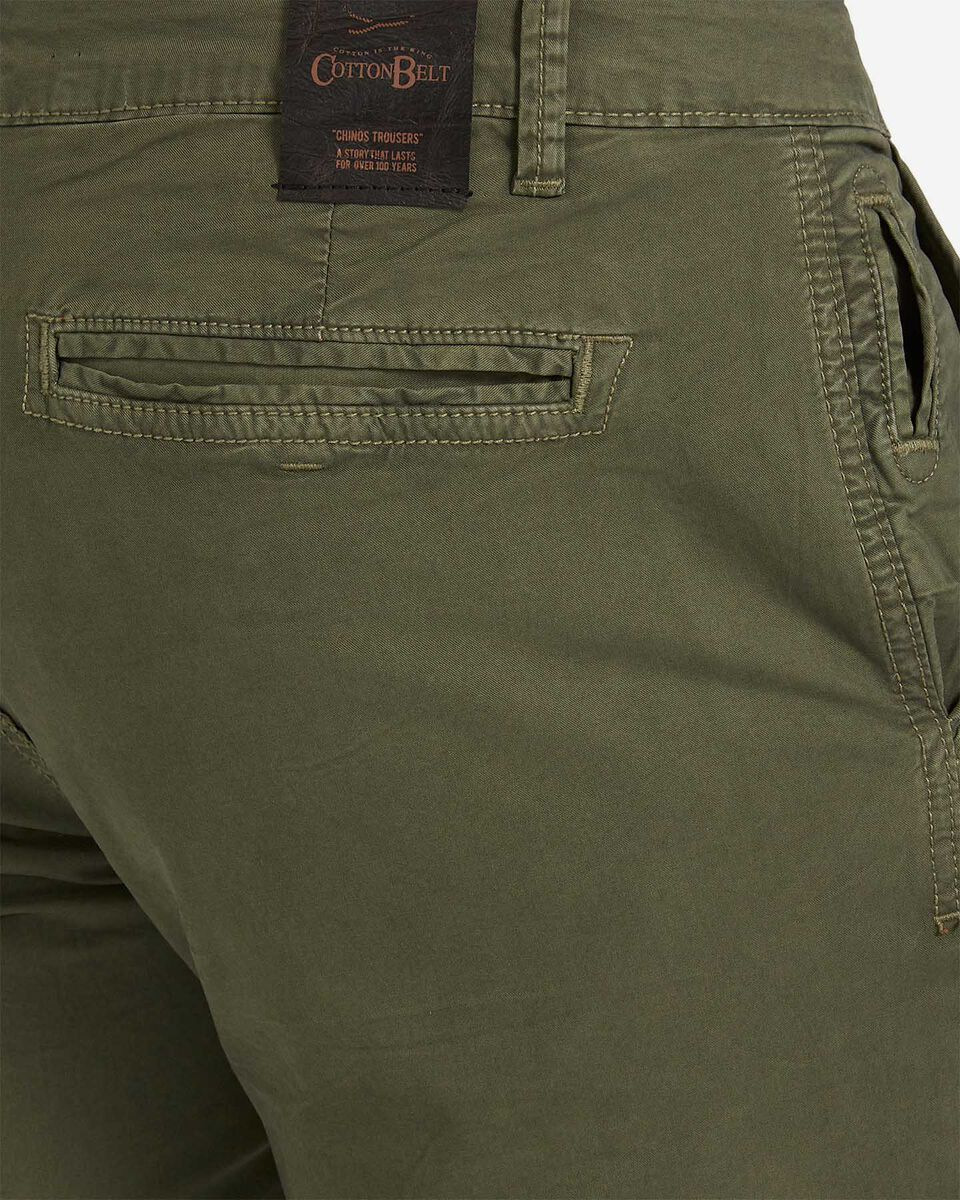 Pantalone COTTON BELT CHINO SLIM M S5182785 scatto 3