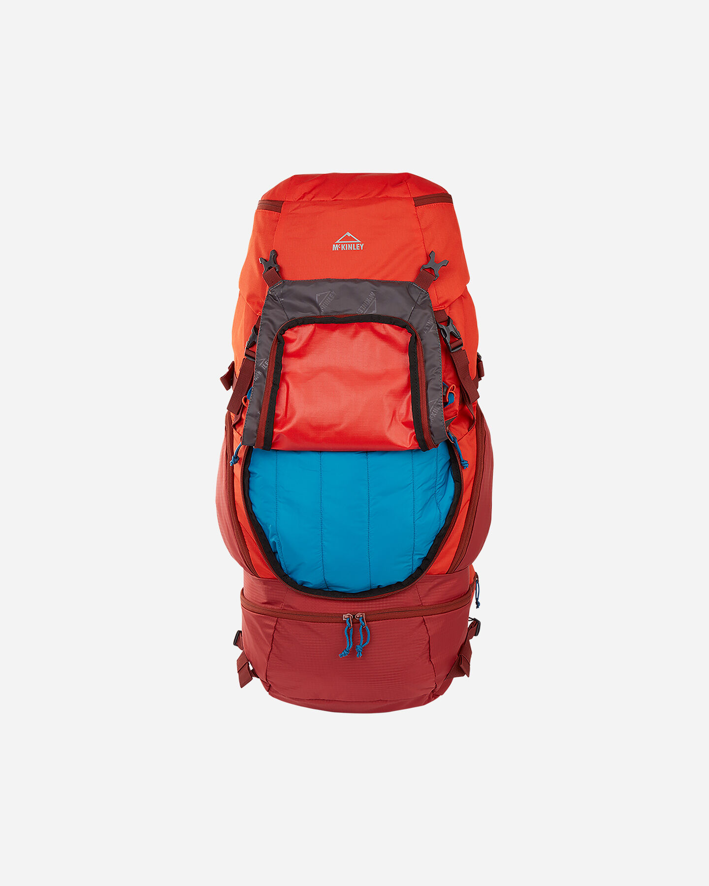 Zaino trekking MCKINLEY MAKE CT 45+10 S5159044|901|45 scatto 1