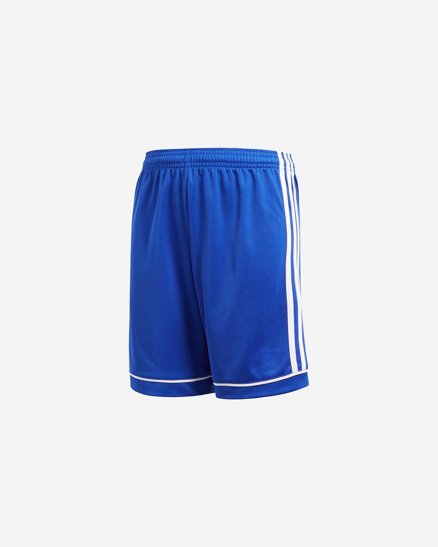 Pantaloncini calcio ADIDAS SQUADRA 17 JR S5150763 scatto 0