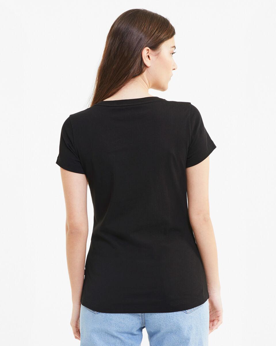 T-Shirt PUMA BIG LOGO W S5235257 scatto 3