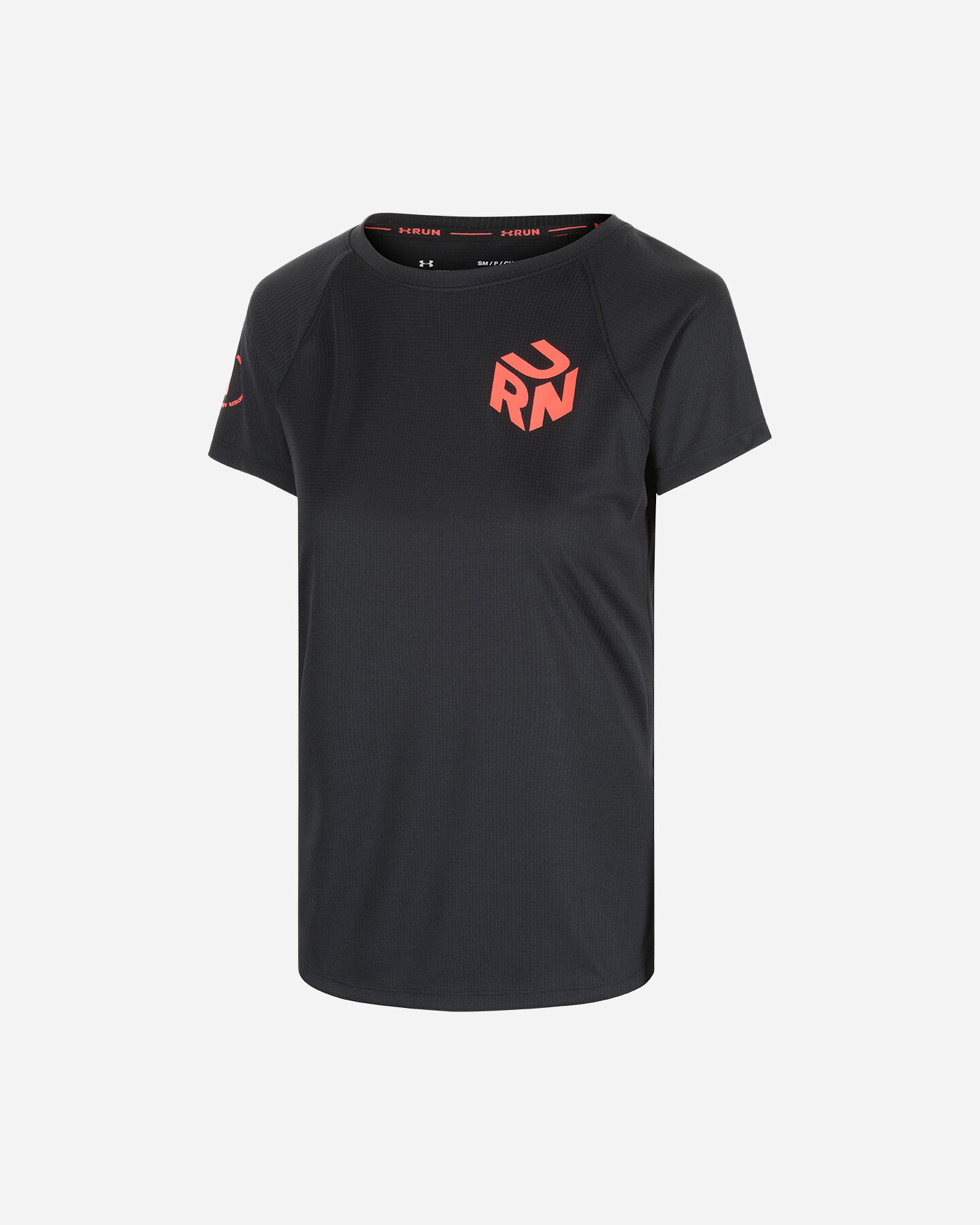 T-Shirt running UNDER ARMOUR GET OUT&RUN W S5173410 scatto 0
