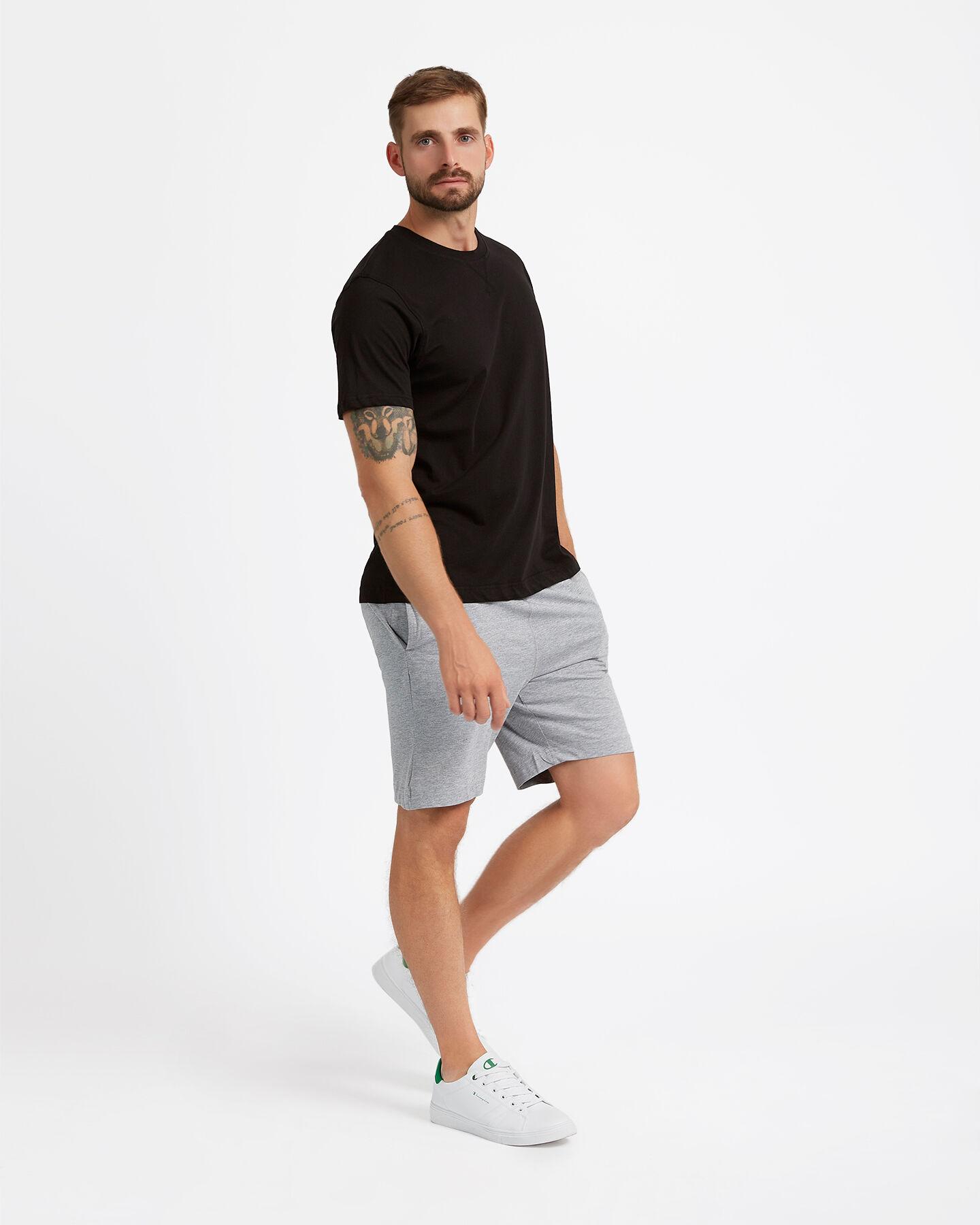 T-Shirt ABC GIROCOLLO M S1298307 scatto 3
