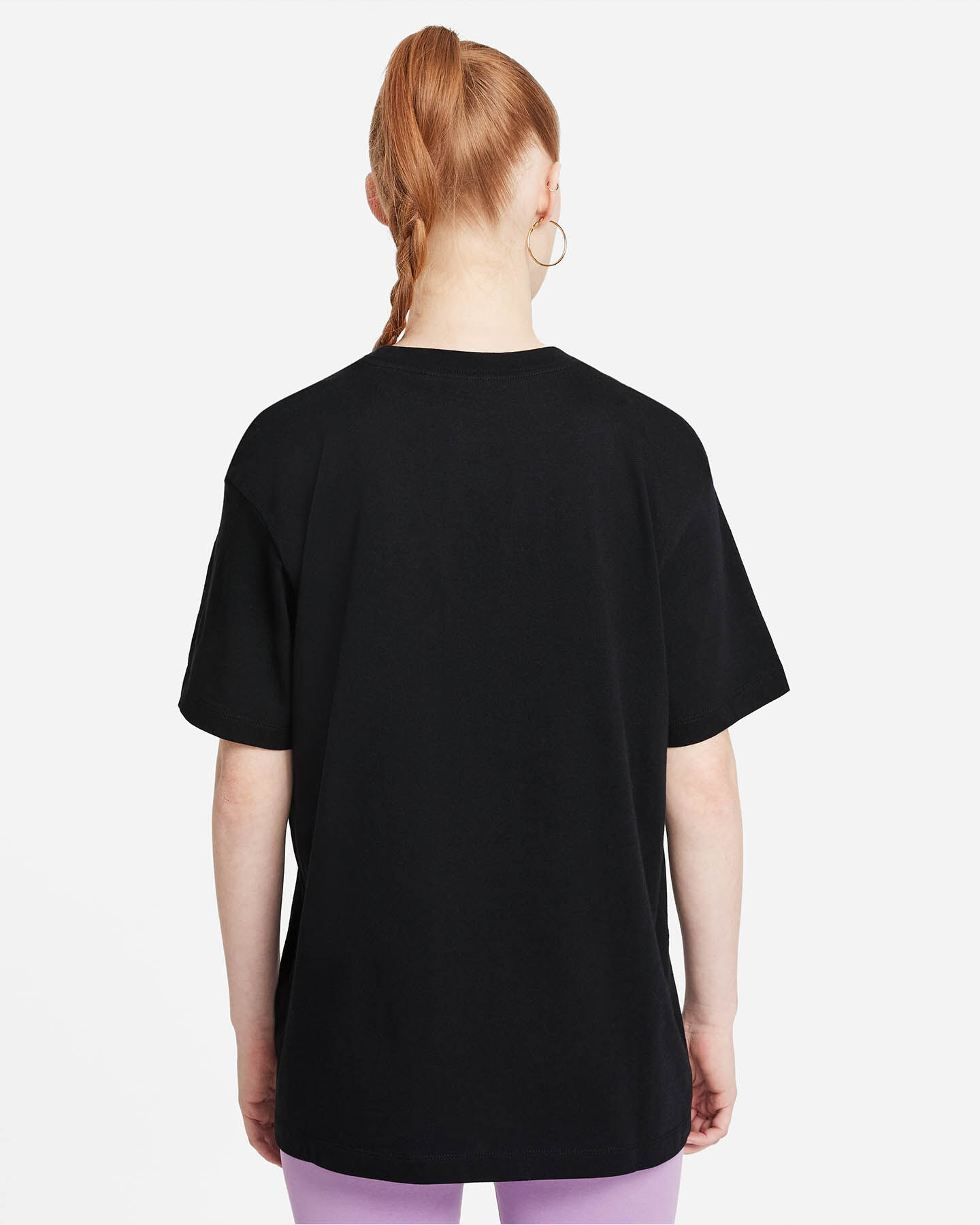 T-Shirt NIKE NEW LOGO W S5320457 scatto 1