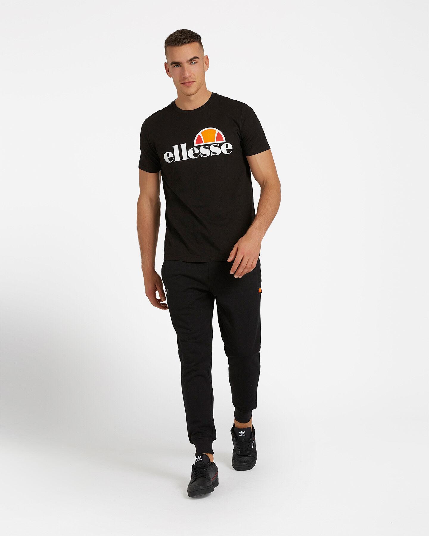 T-Shirt ELLESSE BIG LOGO M S4073846 scatto 3