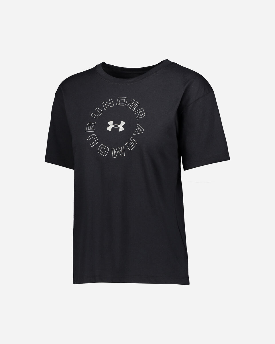 T-Shirt training UNDER ARMOUR DRIFIT W S5229883 scatto 0
