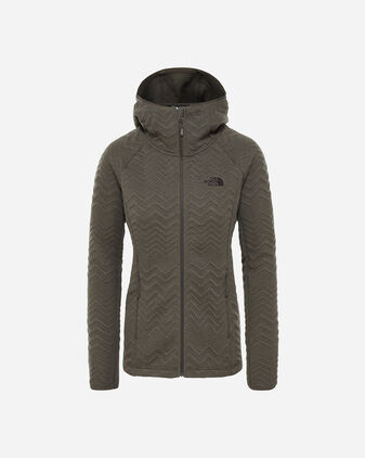 Pile THE NORTH FACE INLUX TECH MIDLAYER W