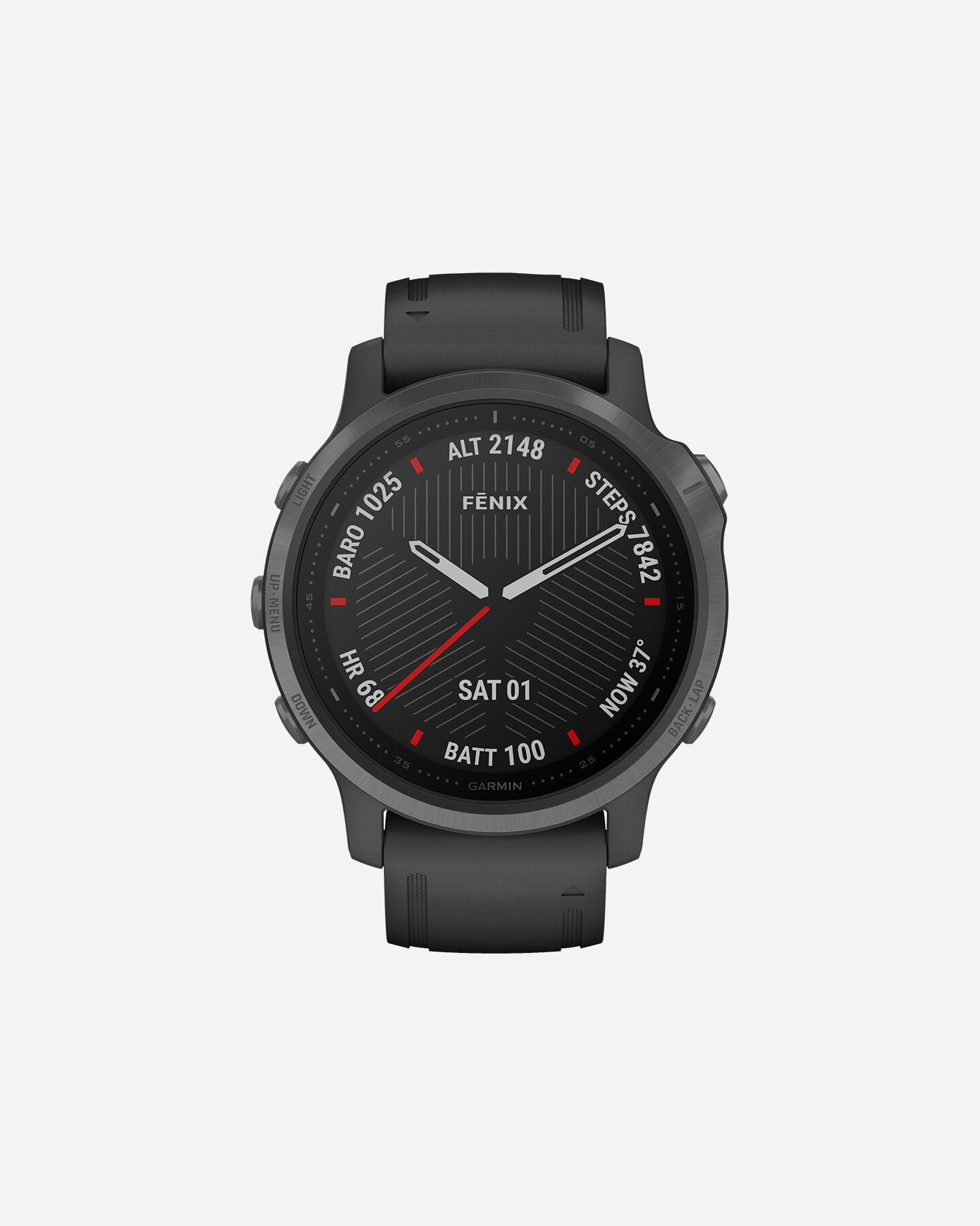 Orologio multifunzione GARMIN FENIX 6S SAPPHIRE S4076555 25 UNI scatto 0