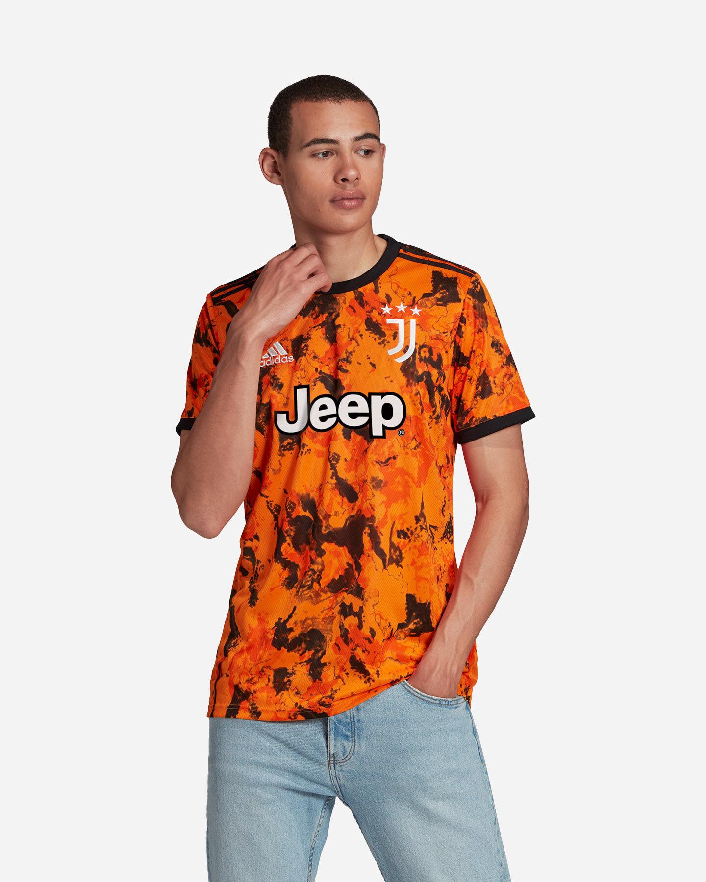 Maglia Calcio Adidas Juventus Third 20-21 M GE4856 | Cisalfa Sport