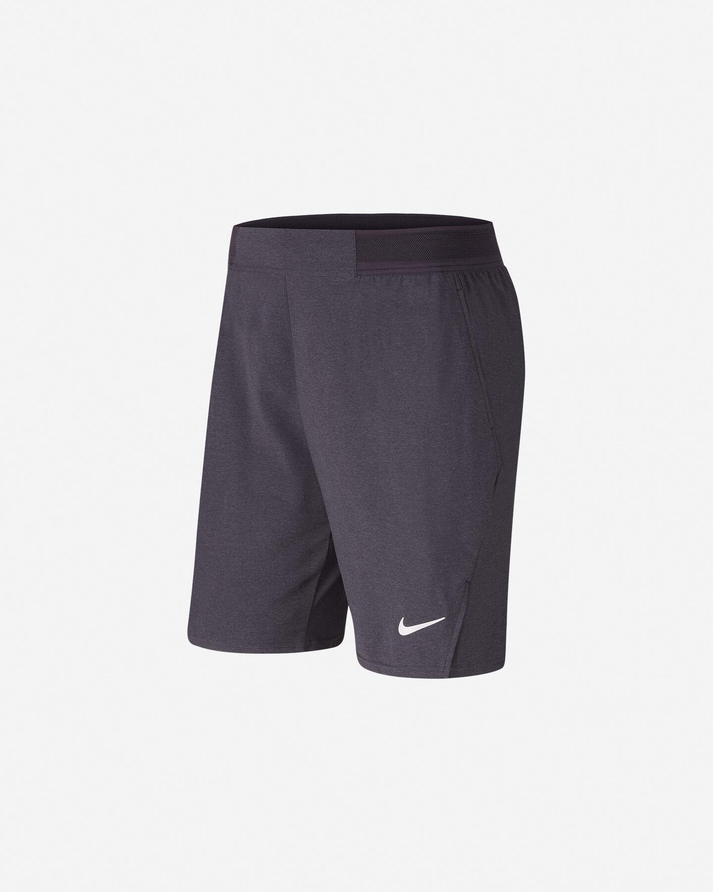 Pantaloncini tennis NIKE COURT FLEX ACE 9IN M S5195678 scatto 0