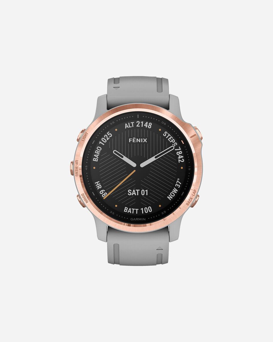 Orologio multifunzione GARMIN FENIX 6S SAPPHIRE S4076554 21 UNI scatto 0