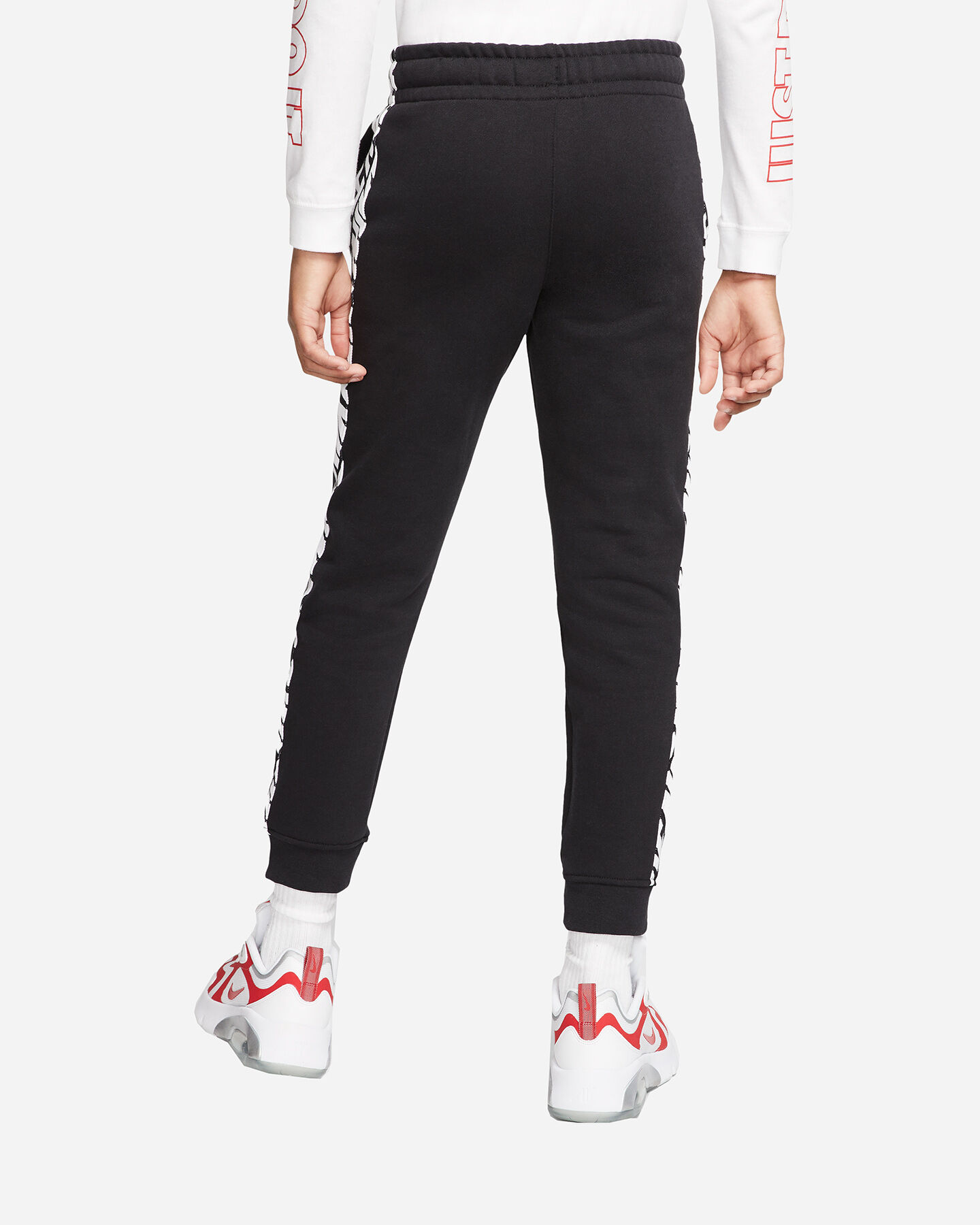 Pantalone NIKE FNG TAPE JR S5164649 scatto 1