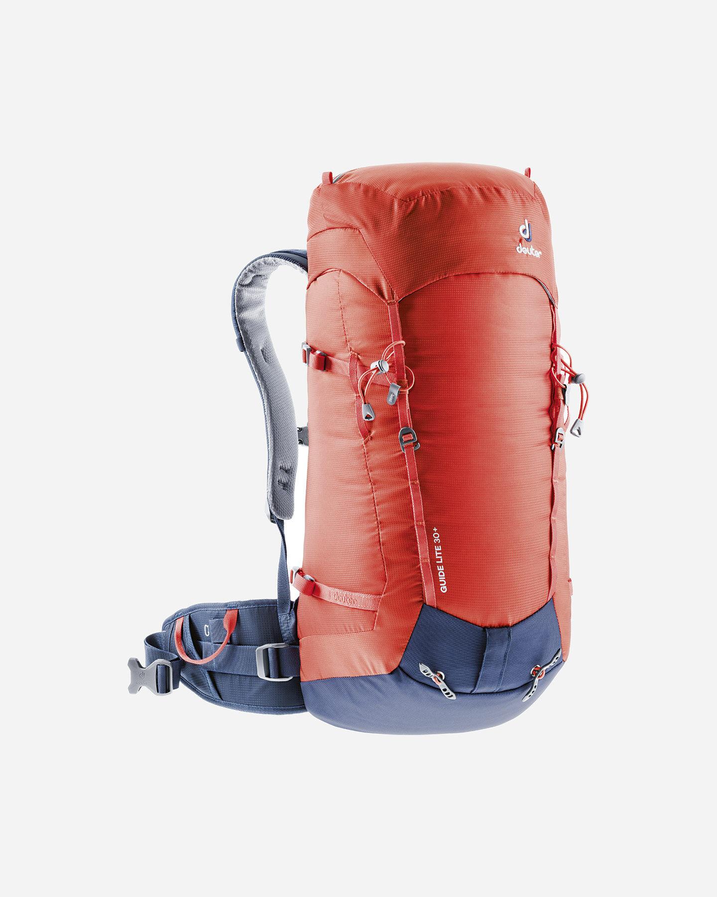 Zaino alpinismo DEUTER GUIDE LITE 30+ S4077421 9311 UNI scatto 0