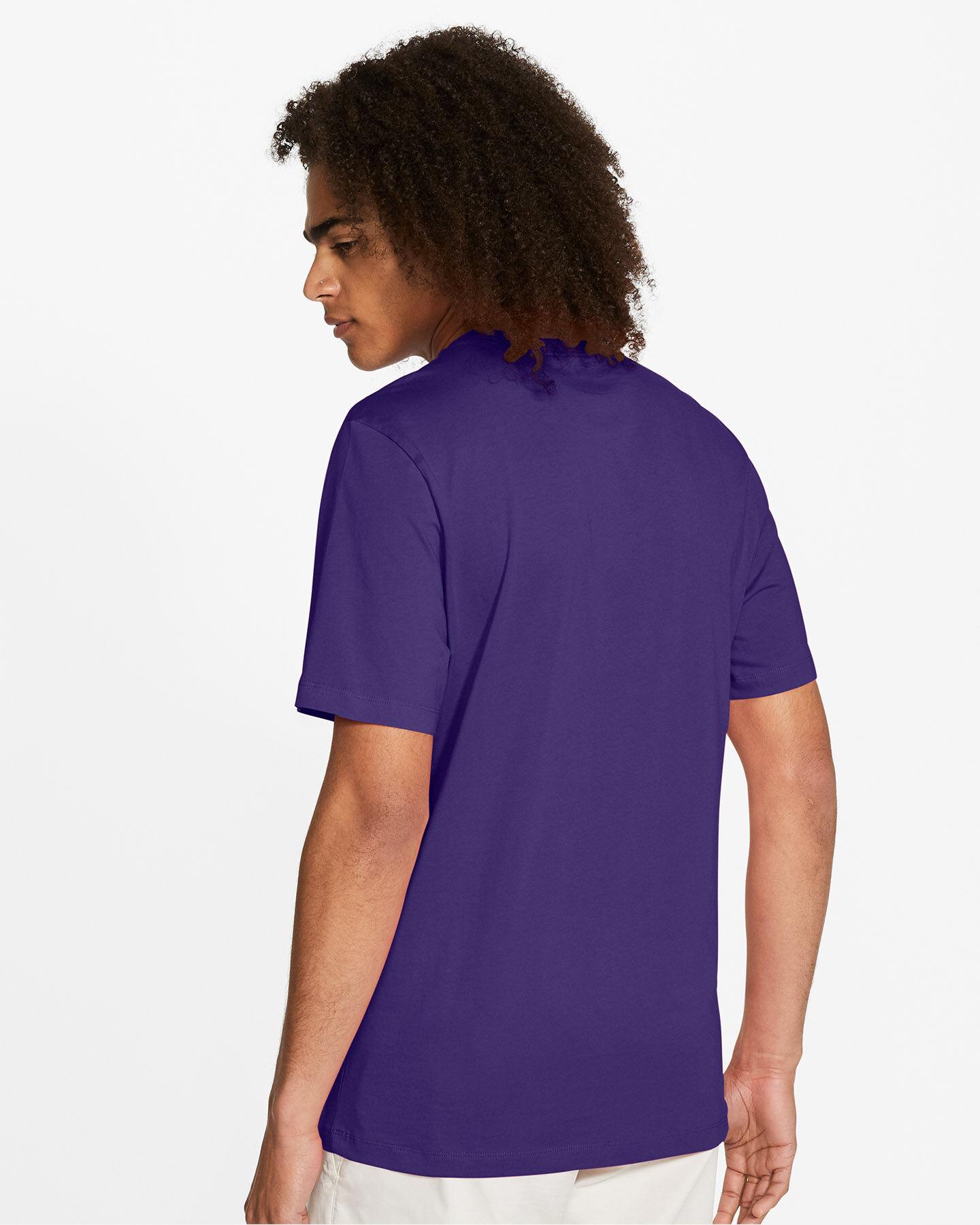 T-Shirt NIKE JORDAN JUMPMAN MOUNTAINSIDE M S5247340 scatto 3