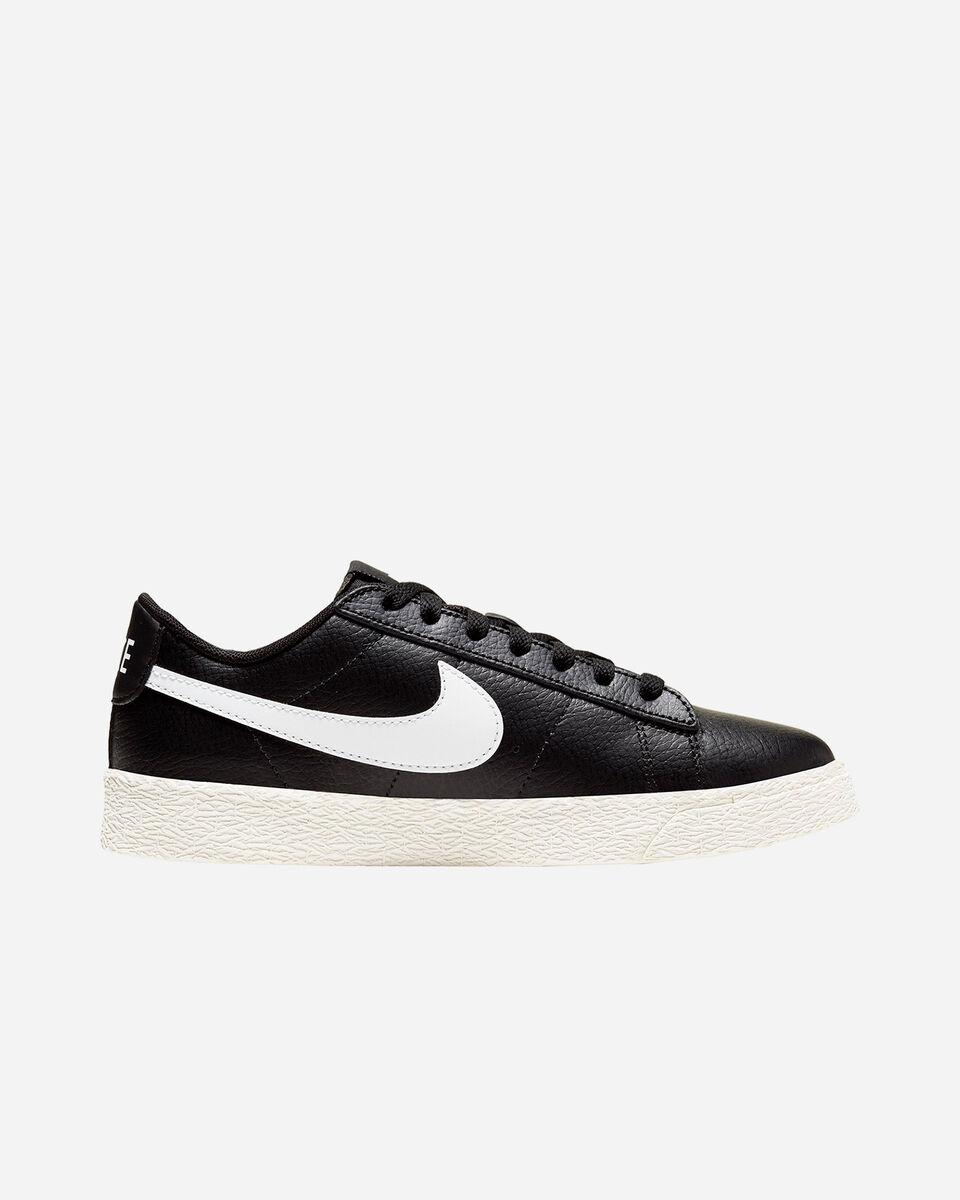 Scarpe sneakers NIKE BLAZER LOW JR GS S5230942 scatto 0