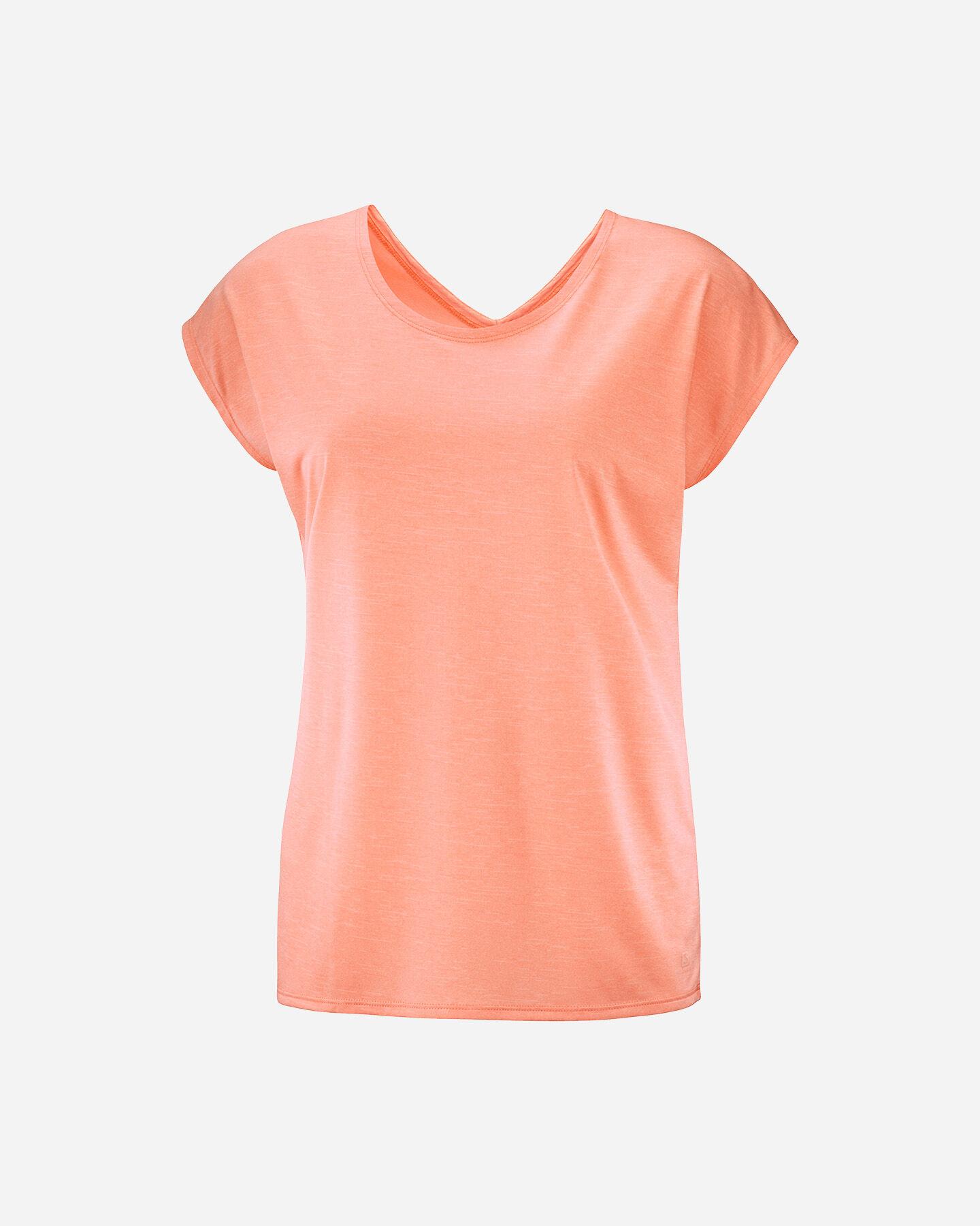 T-Shirt SALOMON COMET W S5191203 scatto 0