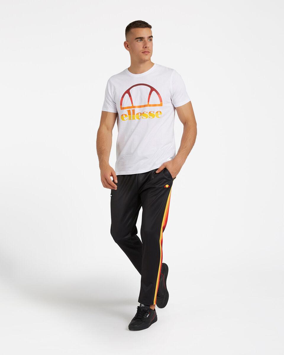 T-Shirt ELLESSE RAINBOW M S4073848 scatto 3