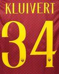 Accessorio calcio STILSCREEN STAMPA KLUIVERT 34 JR