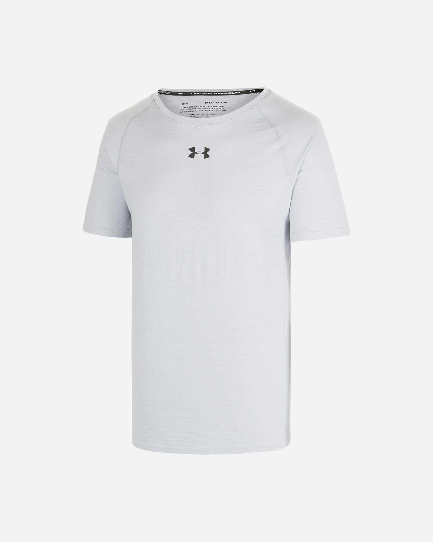 T-Shirt training UNDER ARMOUR CHARGED M S5169036 scatto 0