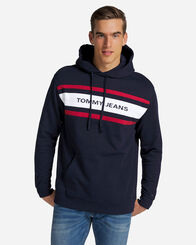 BACK TO THE 90S uomo TOMMY HILFIGER HOODIE M