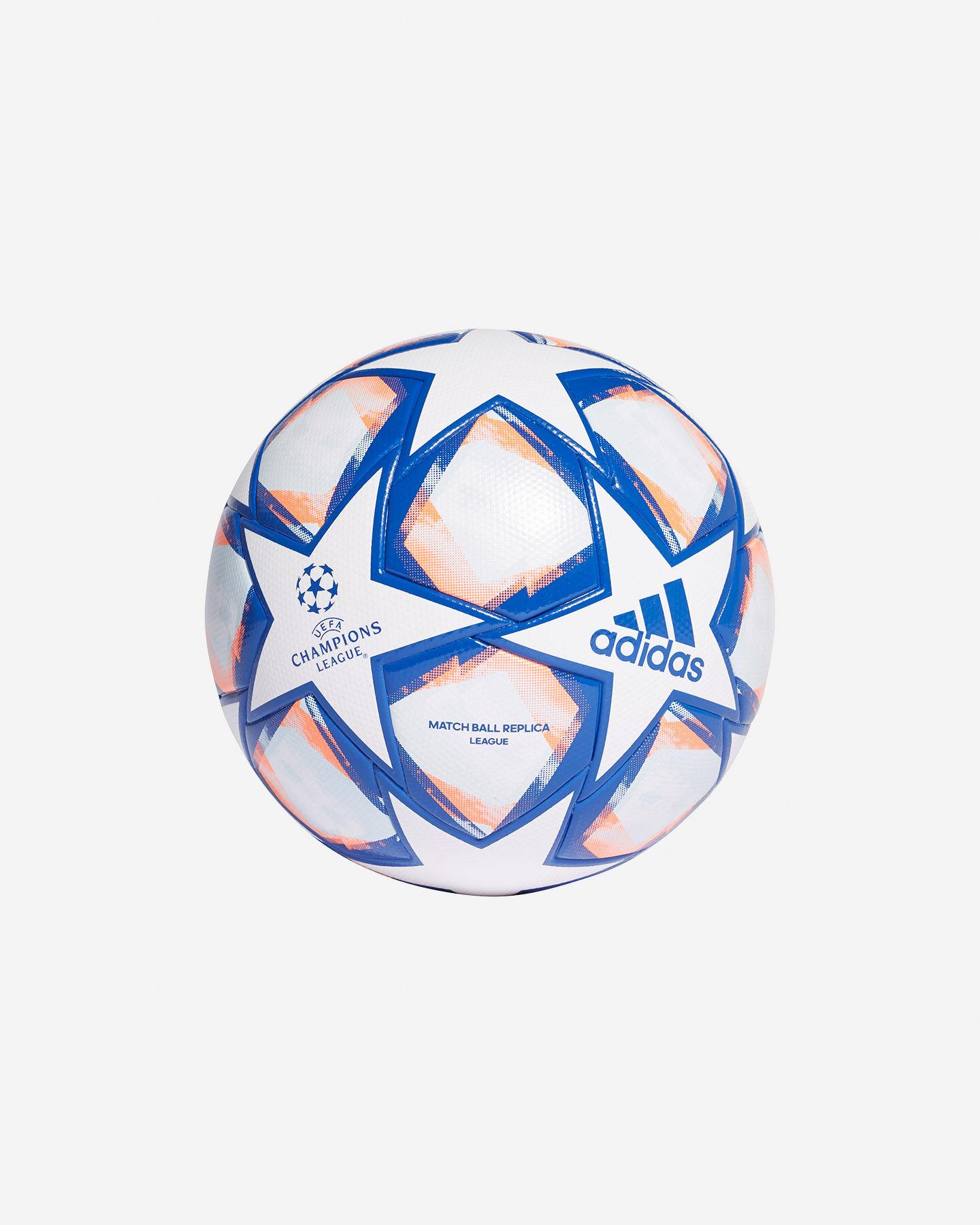 Pallone calcio ADIDAS LGE FINALE 20 MIS 5 S5217707|UNI|5 scatto 0