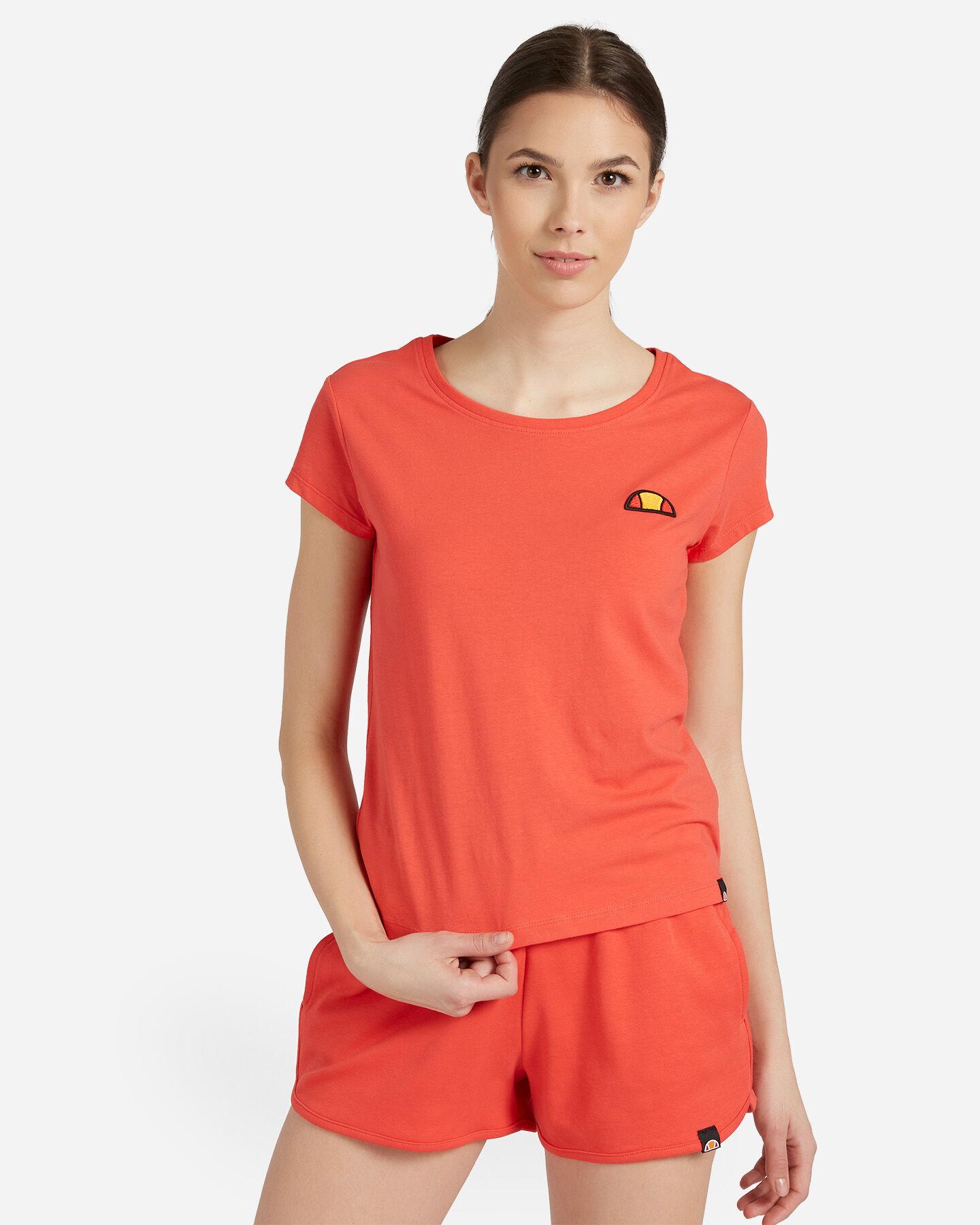 T-Shirt ELLESSE SLOGO W S4088333 scatto 0
