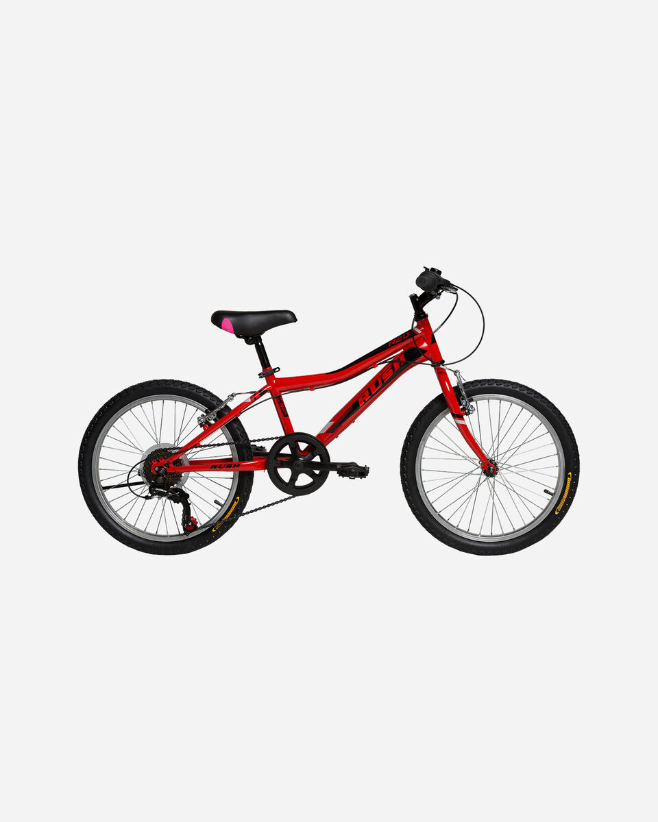 Bici junior RUSH BIKE 20 JR S4081791|1|UNI scatto 0