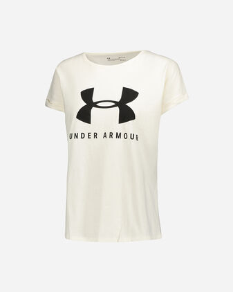 T-Shirt training UNDER ARMOUR GRAPHIC SPORTSTYLE W
