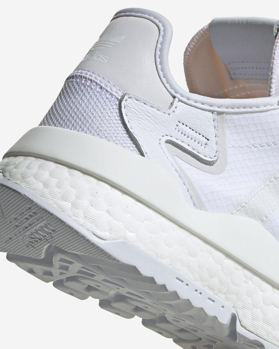 Scarpe sneakers ADIDAS NITE JOGGER M S5208779 scatto 4