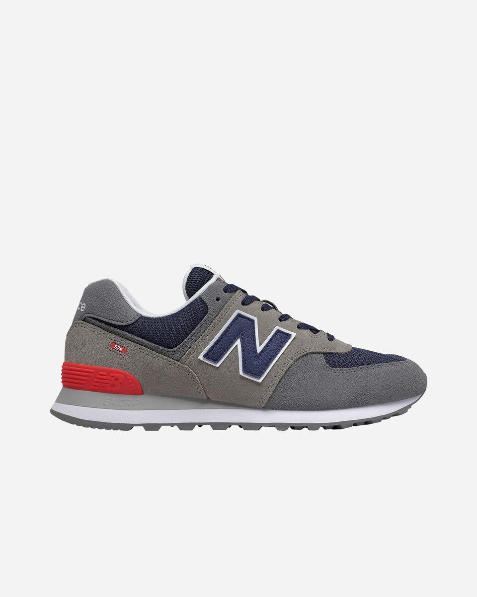 Scarpe sneakers NEW BALANCE 574 M S5166032 scatto 0